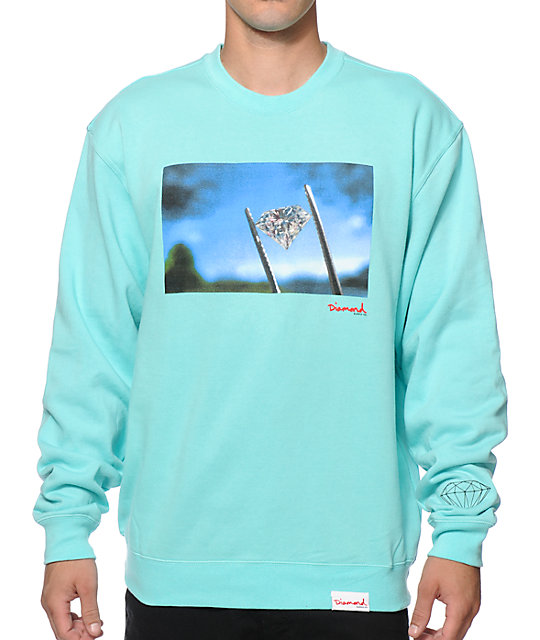 Diamond Supply Co Diamond Sky Crew Neck Sweatshirt - photo#26