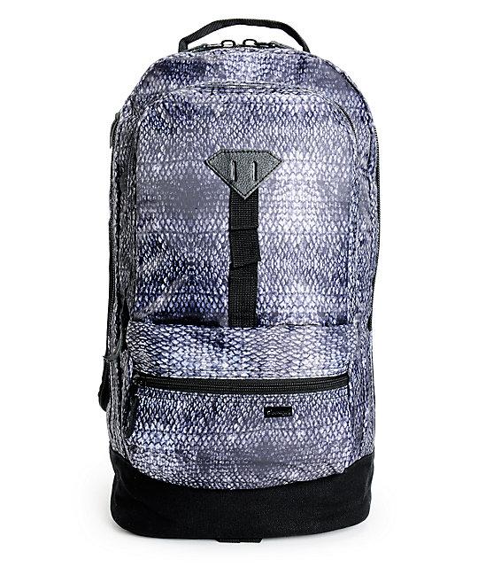 Diamond Supply Co Fish Scale Backpack | Zumiez - photo#33