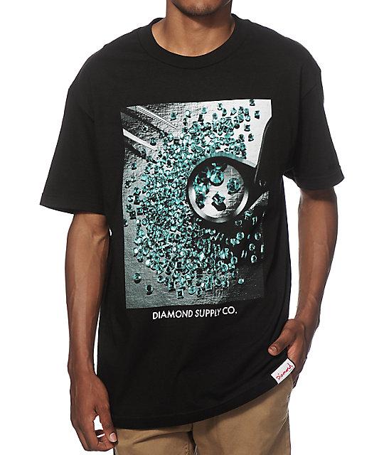 Diamond Supply Co Gem Quality T-Shirt