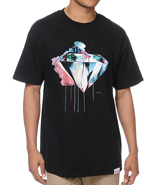 Diamond Supply Co I Art You Black T-Shirt