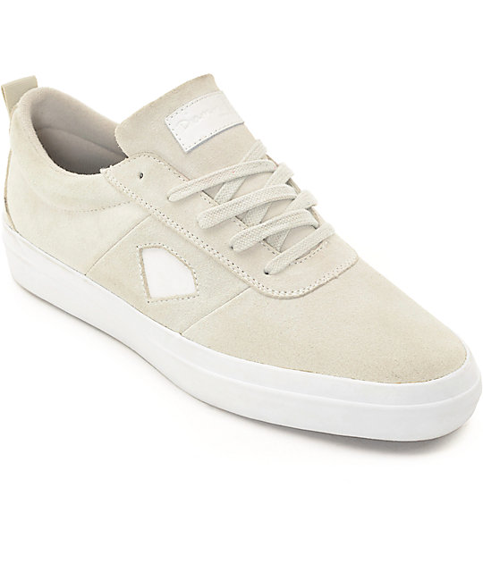 Diamond Supply Co Icon White Skate Shoes at Zumiez : PDP - photo#14