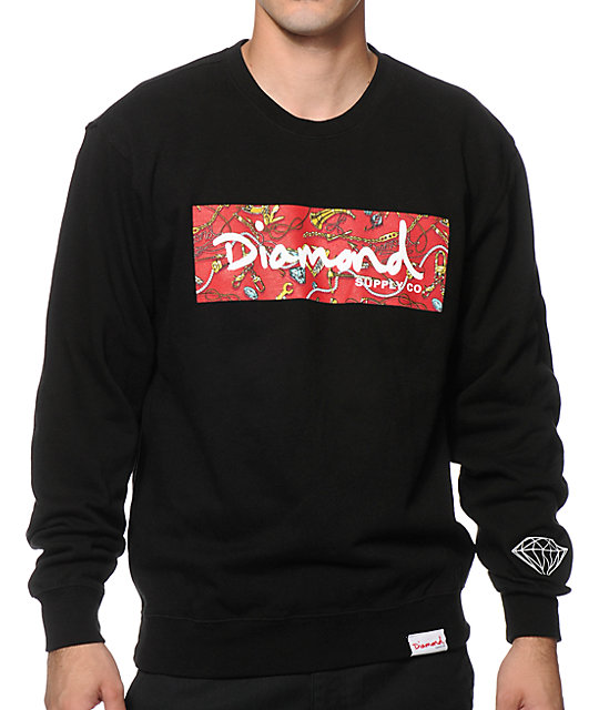 Diamond Supply co Diamond Life Diamond Supply co Low Life Box