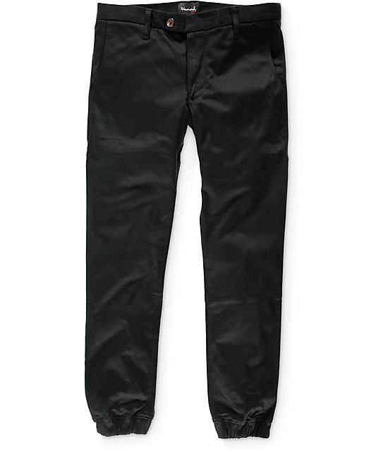 Diamond Supply Co Mined Slim Fit Jogger Pants