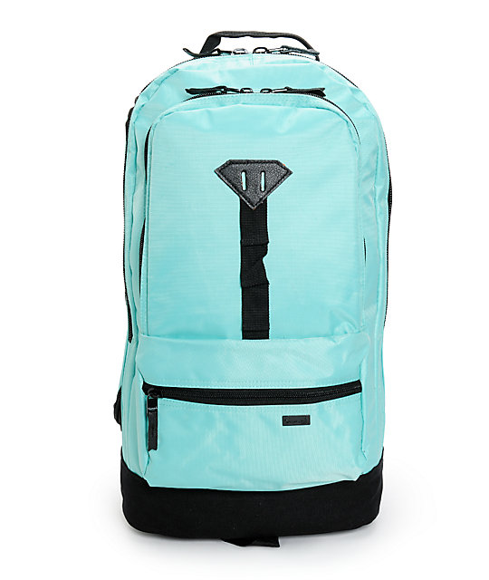 Diamond Supply Co Mint Backpack | Zumiez - photo#23