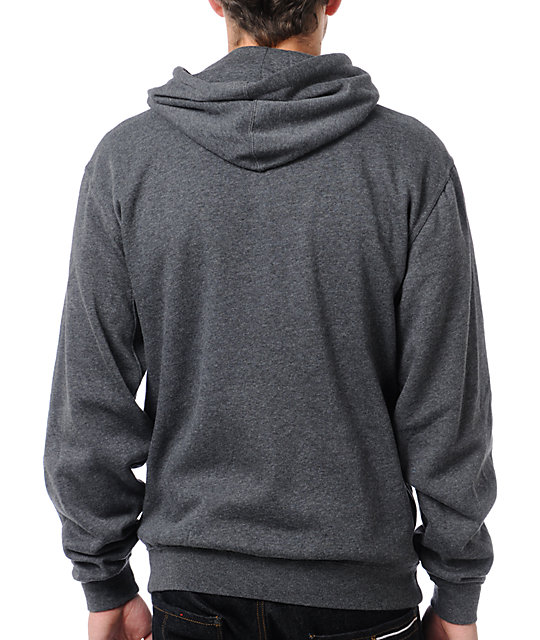 Diamond Supply Co OG Sign Charcoal Pullover Hoodie