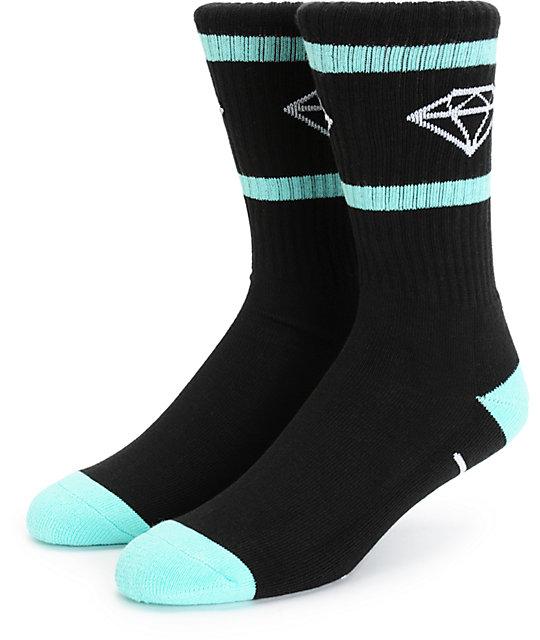 Diamond Supply Co Rock Sport Crew Socks