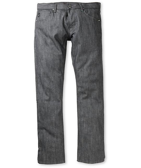 Diamond Supply Co Skate Life Grey Skinny Jeans