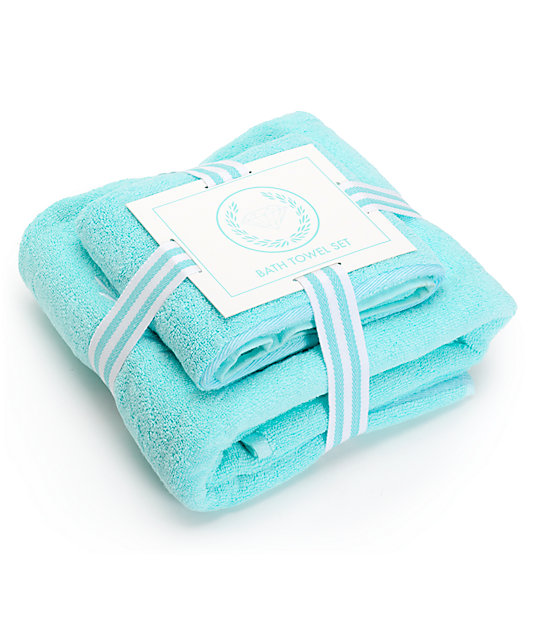 Diamond Supply Co Two Piece Bath Towel Set