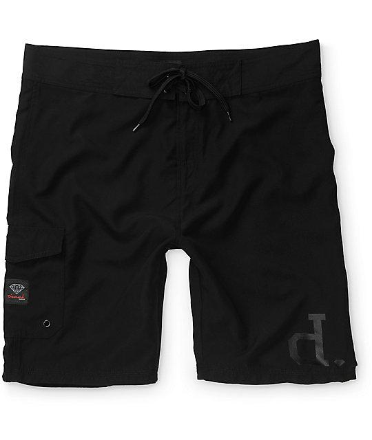 Diamond Supply Co Un-Polo 21.5 Board Shorts
