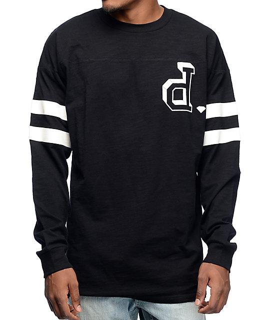 Diamond Supply Co Un Polo Long Sleeve Football Jersey