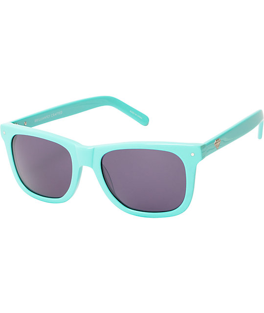 Diamond Supply Co Vermont Diamond Blue Sunglasses