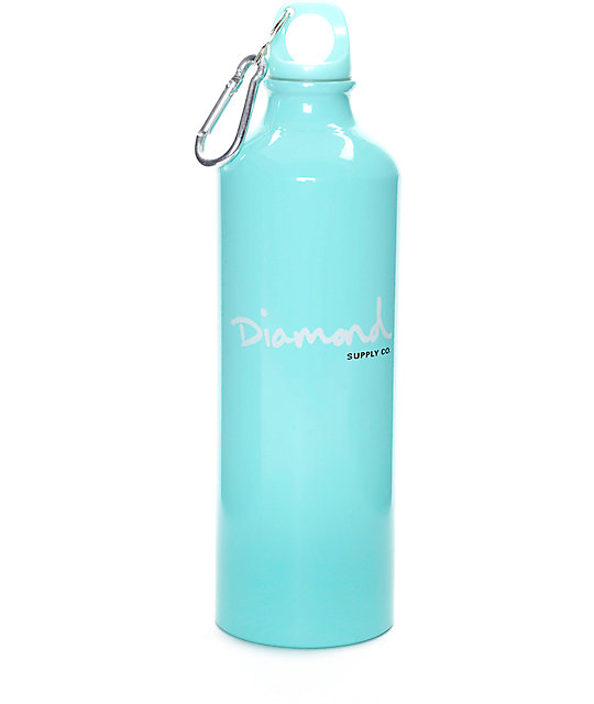 Diamond Supply Co. Aluminum Water Bottle