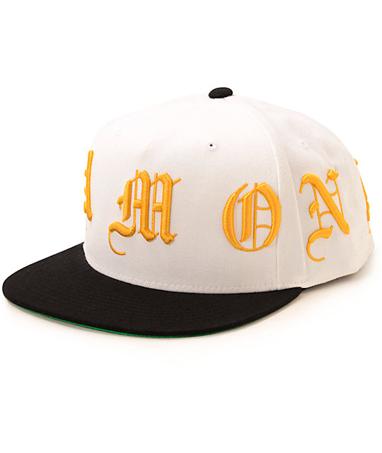Diamond Supply Co. Dragon Snapback Hat