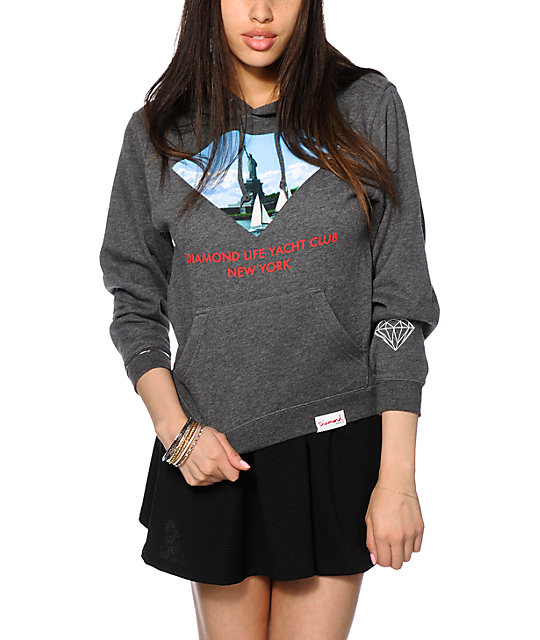 Diamond Supply Co. New York Yacht Club Hoodie