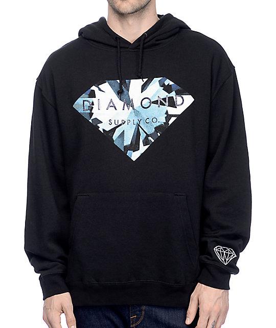 Diamond supply co womens hoodie