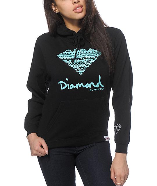 Diamond Supply Co. Tribal Diamond Hoodie - photo#34