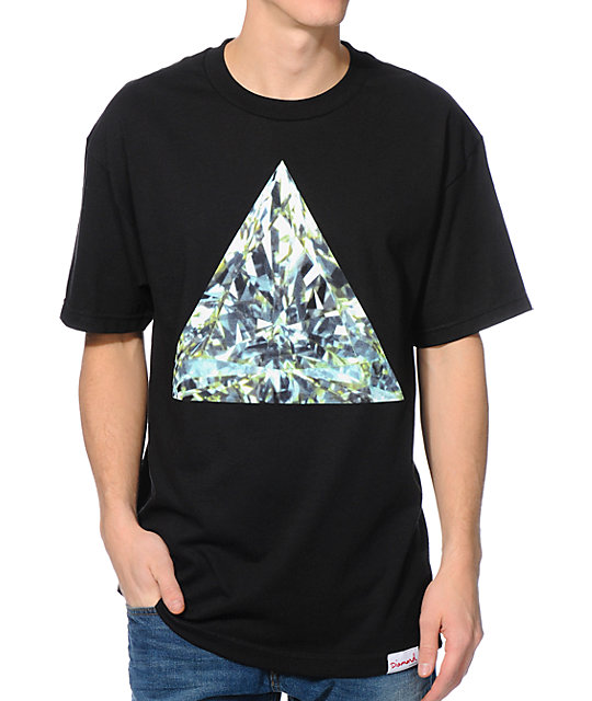 Diamond Supply Co. Trillian Black T-Shirt