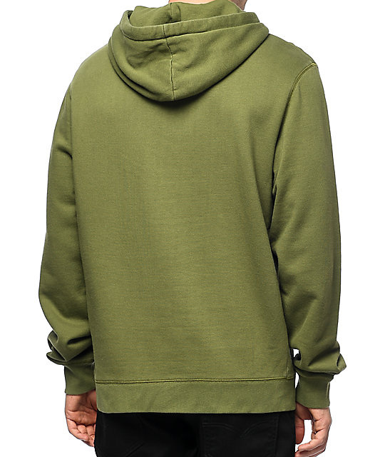 Diamond Supply Co. Un-Polo Green Hoodie