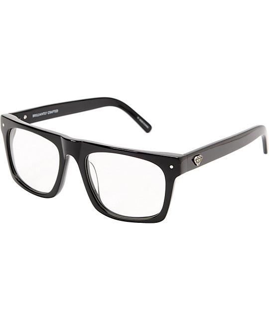 Diamond Supply Cordova Black Glasses