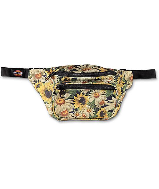 Dickies Flower Hip Sack Fanny Pack