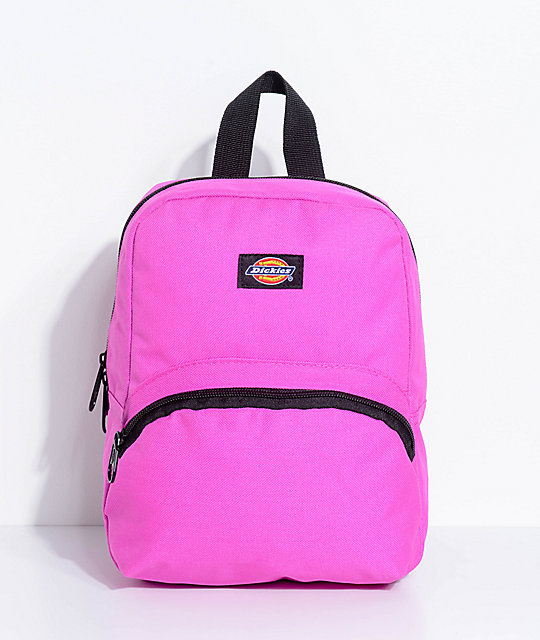 Dickies Neon Purple Mini Backpack