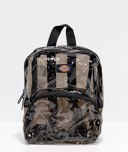 Dickies Smoke Clear Mini Backpack