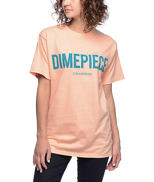 Dimepiece BEB Peach T-Shirt