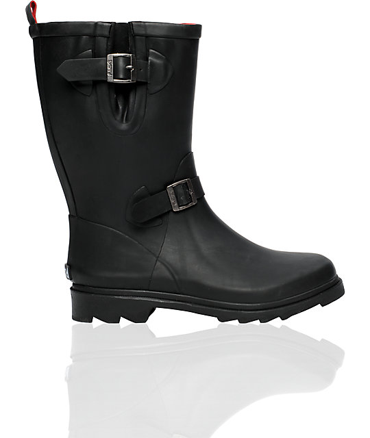 Dirty Laundry Revolver Black Rain Boot