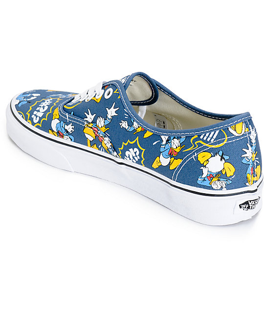 Vans Donald Duck Shoes