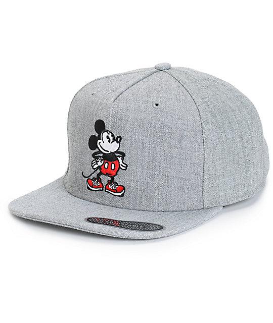 grey vans hat