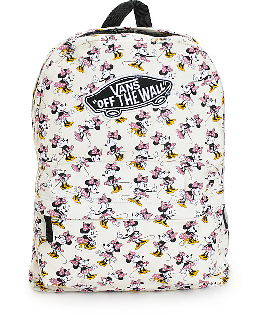 Vans Backpacks For Boys Vans Minnie Mouse Backpack