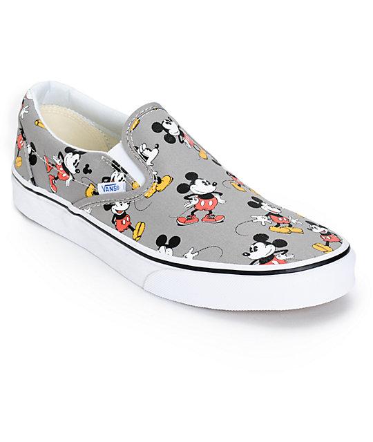 Disney and Vans   Women s Shoes