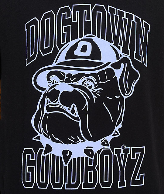 Dog Limited Dogtown Black T-Shirt