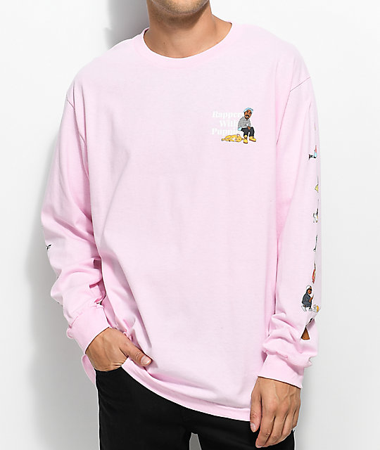 Shoptagr Dog Limited Rapper With Puppies Long Sleeve