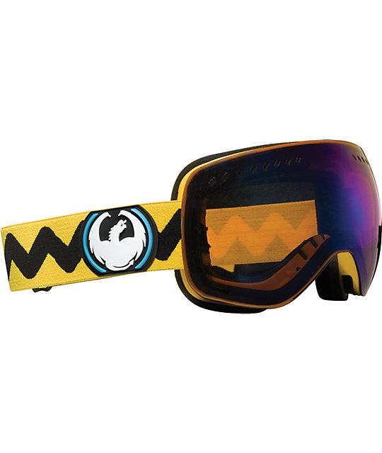 Dragon APXS Gigi Ruf & Blue Steel Snowboard Goggles