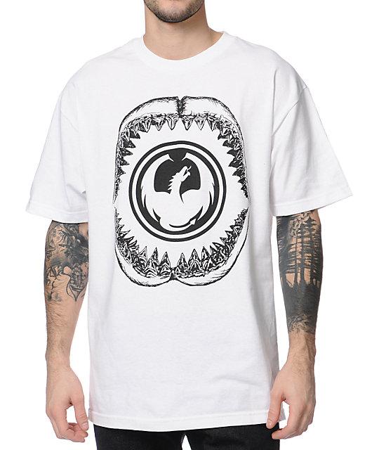 Dragon H-Style White T-Shirt