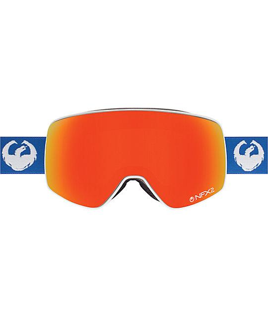 Dragon NFX2 Davis Snowboard Goggles