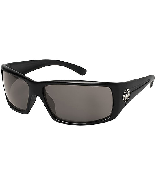 Dragon Optics Cinch Black & Grey Sunglasses