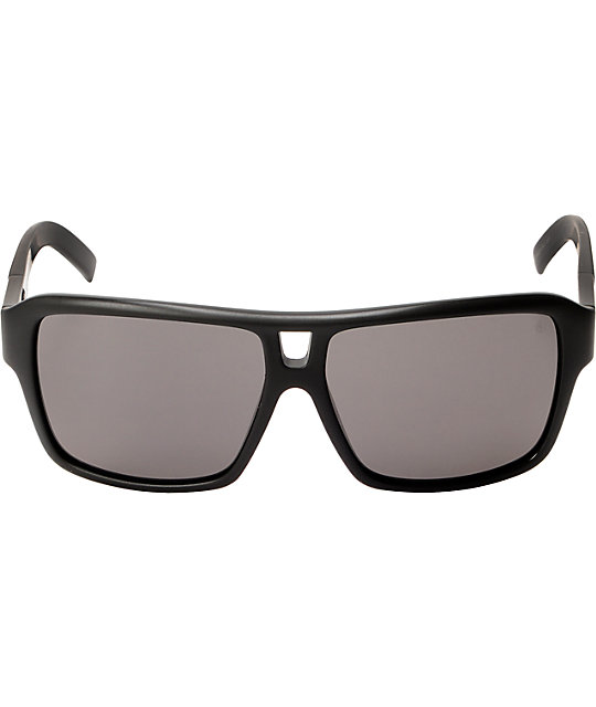 Dragon The Jam Matte Black & Grey Floatable H20 Sunglasses