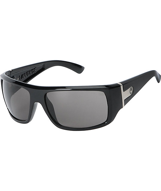Dragon Vantage Jet Black Sunglasses