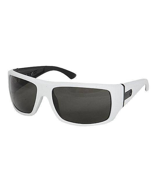 Dragon Vantage White & Black Sunglasses