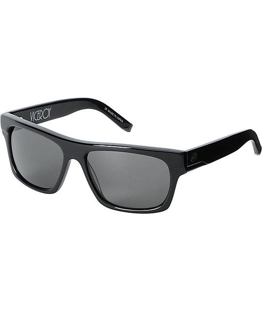 Dragon Viceroy Jet Black Sunglasses