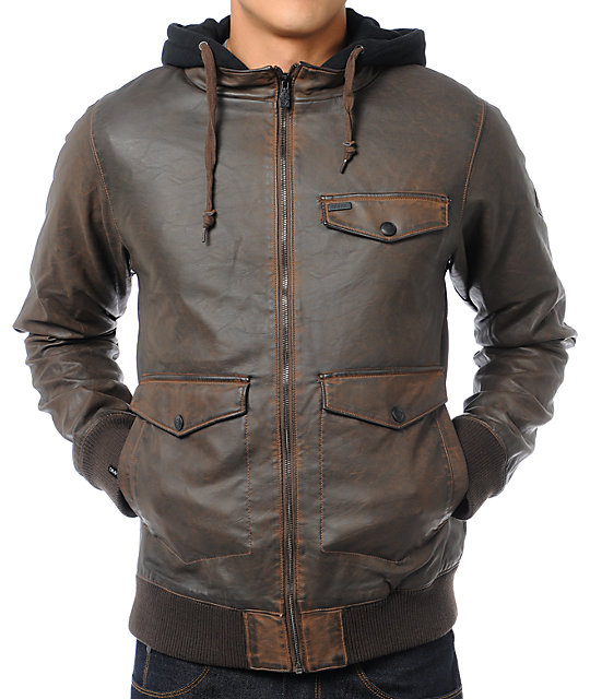 Dravus Assault Brown Jacket