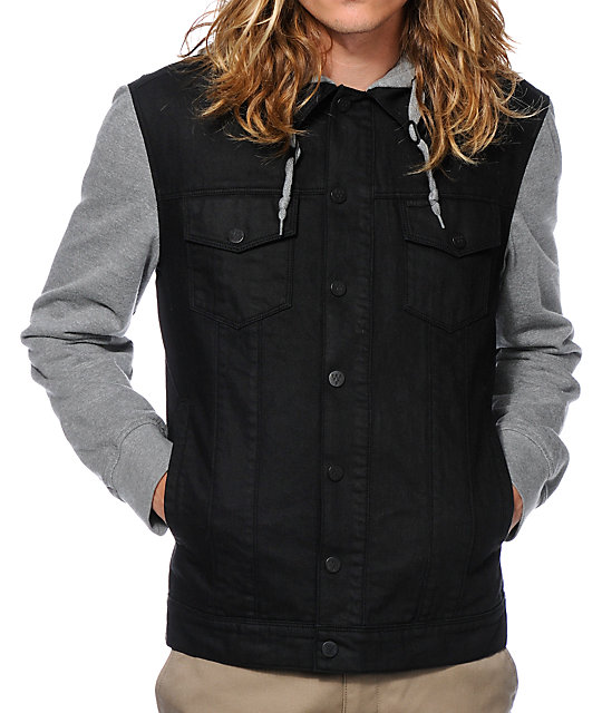 Dravus Dagger Hooded Jacket