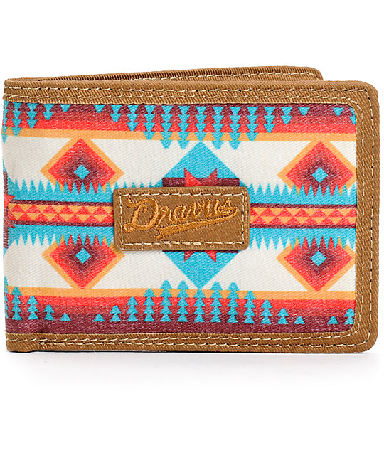 Dravus Touch The Sky Bifold Wallet