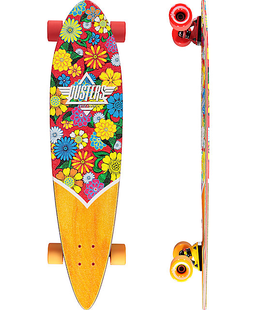 "Dusters Blossom 37"" Longboard Complete"