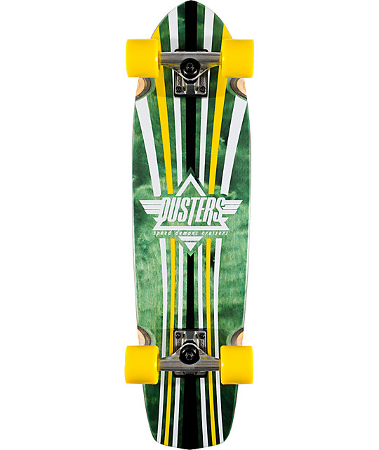 Dusters Keen Flyers Complete Cruiser Skateboard
