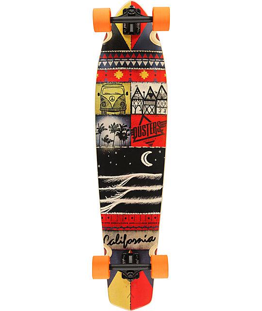 """Dusters Mochica 40""""  Longboard Complete"""