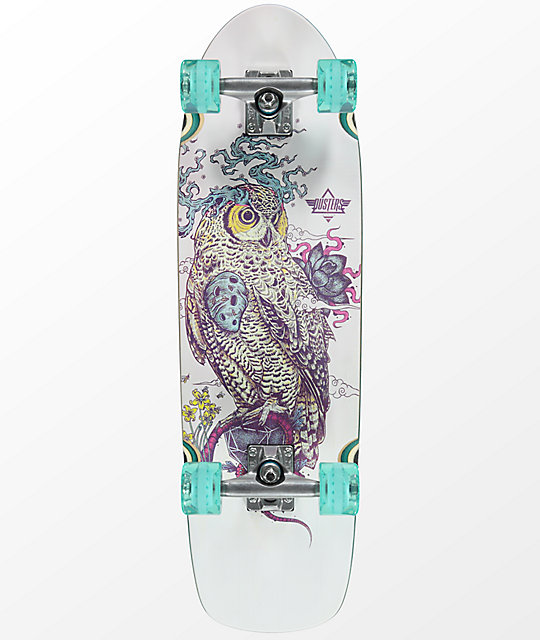 """Dusters Regrowth 29.5"""" Cruiser Skateboard Complete"""