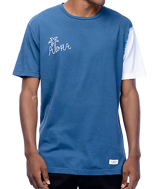 Duvin Design Aloha Navy T Shirt